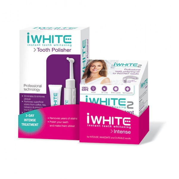 iWhite Teeth Whitening Kit